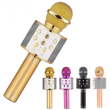 Load image into Gallery viewer, Wireless Karaoke Microphone -  Gadgets - E-techtrendly