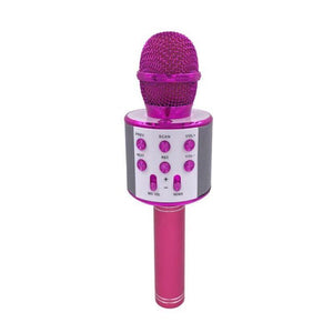 Wireless Karaoke Microphone -  Gadgets - E-techtrendly