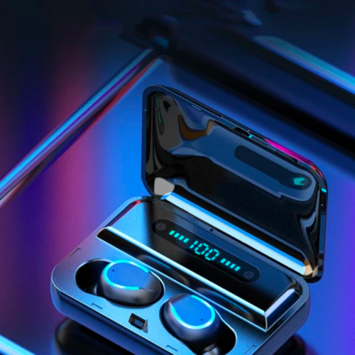 Wireless Bluetooth Earbuds - E-techtrendly
