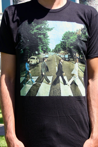 NEW! Beatles' Abbey Road Tee