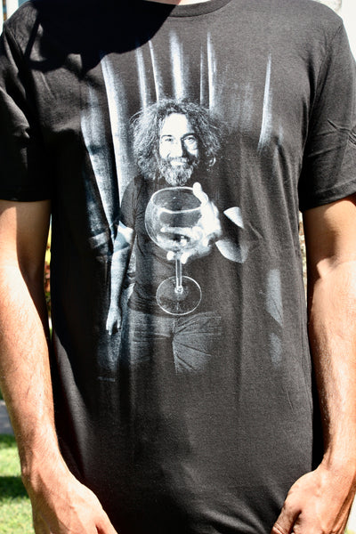 NEW! Jerry Garcia Tee