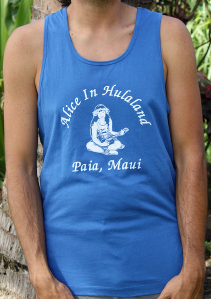 "Men's Blue ""OG Girl"" Tank"