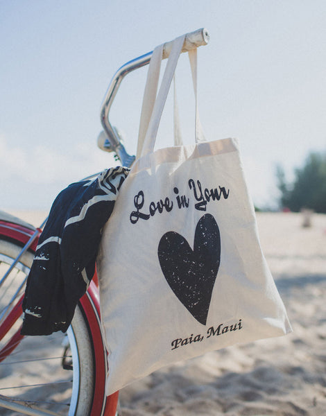 """Love in Your ♡"" Tote"