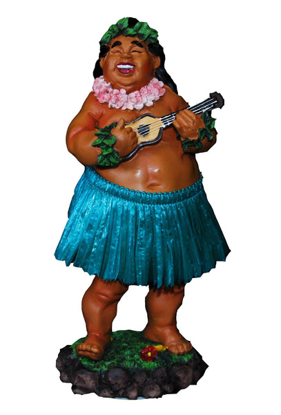 Large Braddah Ed Hula Dash Doll