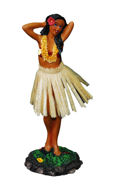 Large Hula Dash Doll Posing