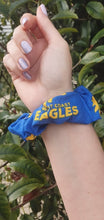 Load image into Gallery viewer, The Jason (West Coast Eagles) scrunchie