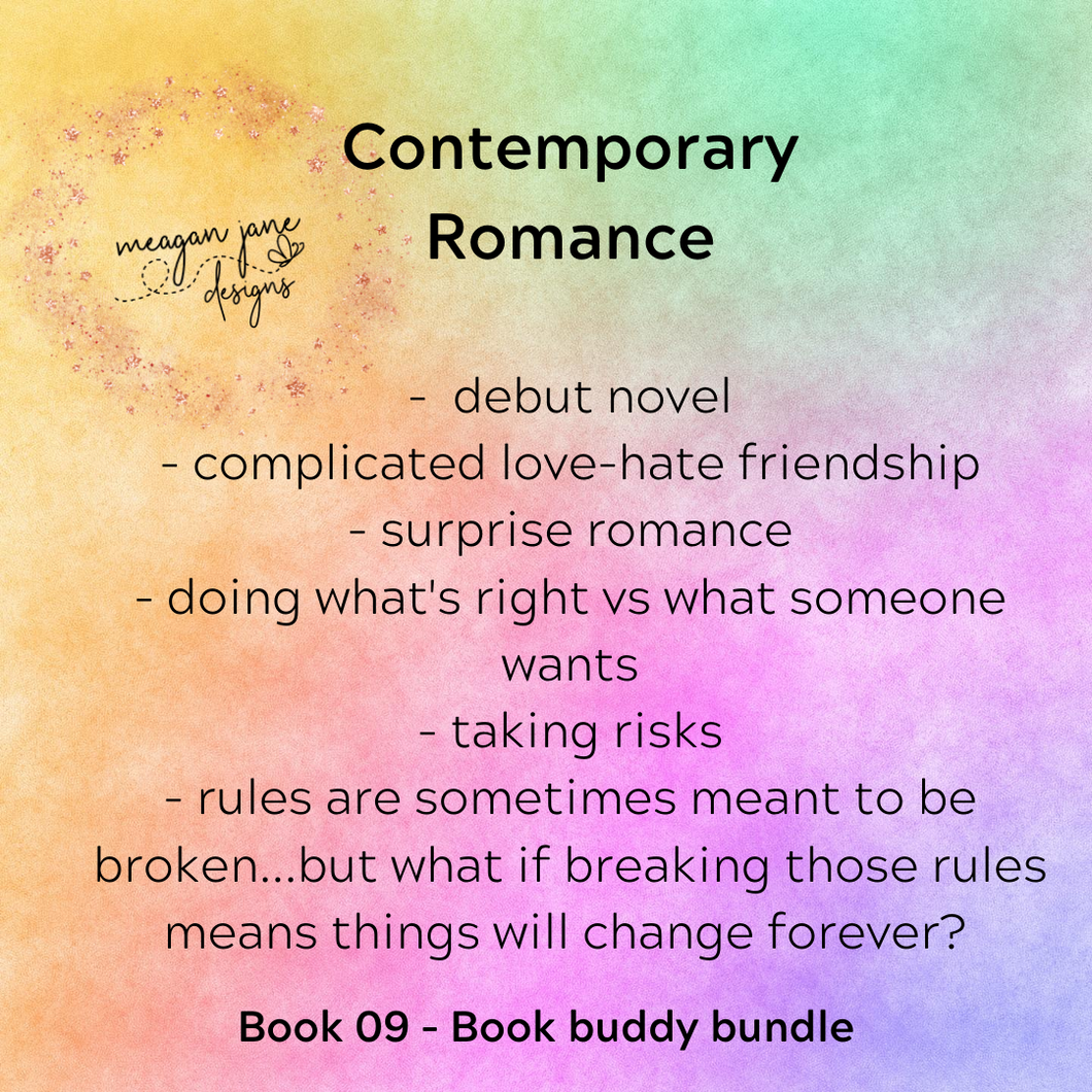 Pre-selected book - Contemporary romance