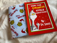 Load image into Gallery viewer, Book sleeves (Christmas editions)