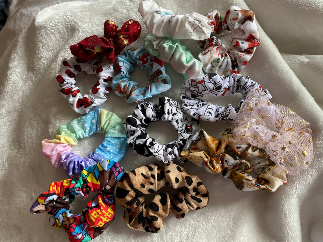 Random selection scrunchie packs (for kids)