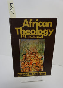 African Theology - An Introduction