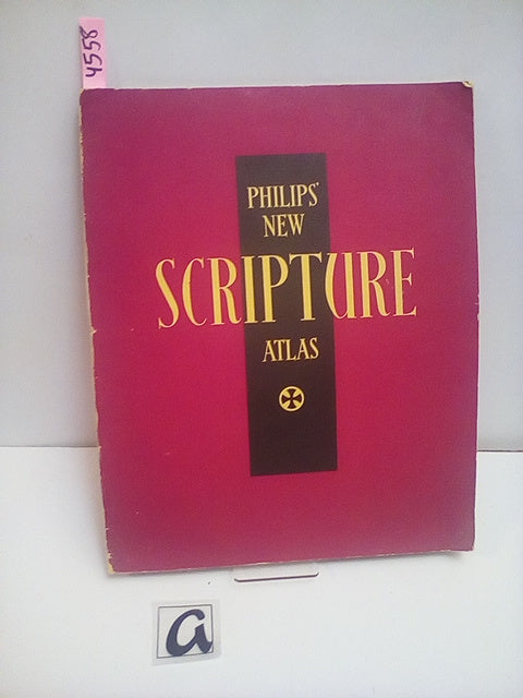 Philips' New Scripture Atlas