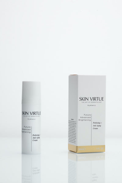 Future Advanced Brightening Cream | Perfecting + Anti-Aging Cream - Skin Virtue