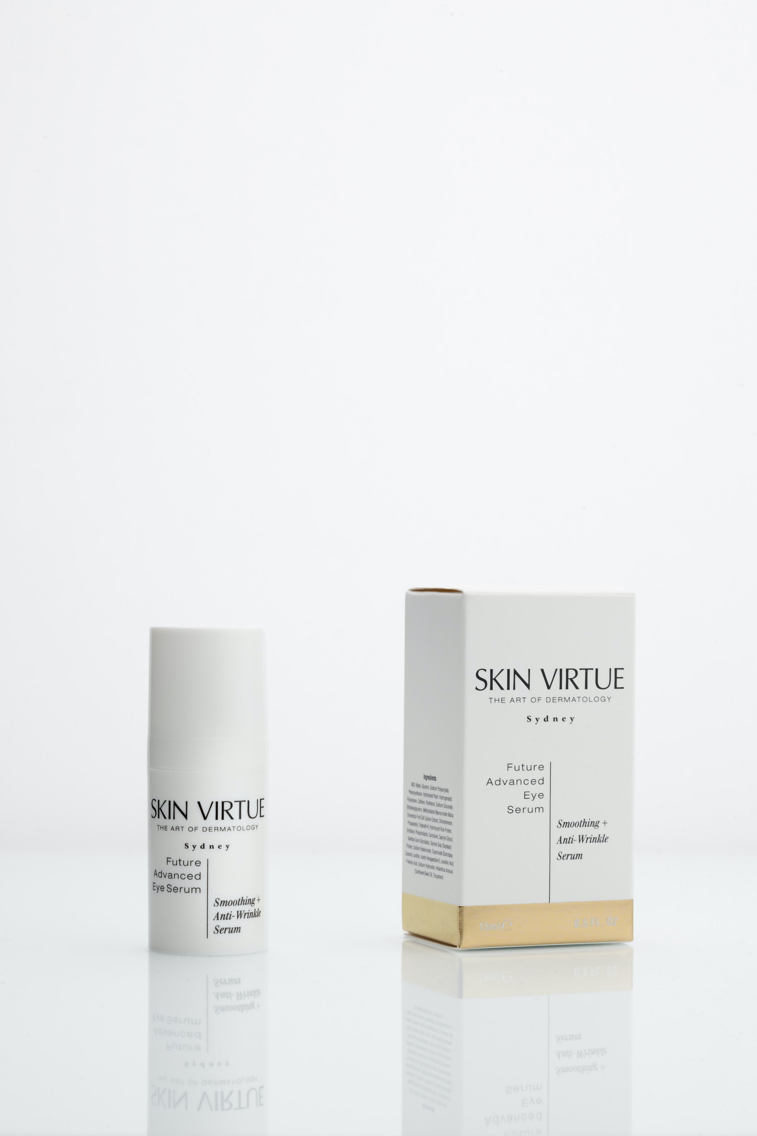 Future Advanced Eye Serum | Smoothing & Anti Wrinkle Serum - Skin Virtue