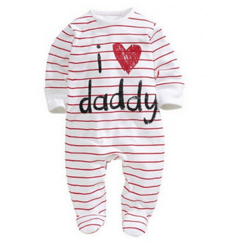 Newborn Baby Boys Girls Kids Romper Jumpsuit Bodysuit Clothes Outfits Cotton UK