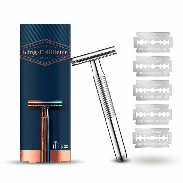Shaver Gillette Double-edged (Refurbished A+)