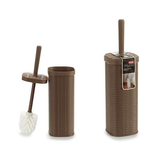 Toilet Brush Beige (11,5 x 40 x 11,5 cm)