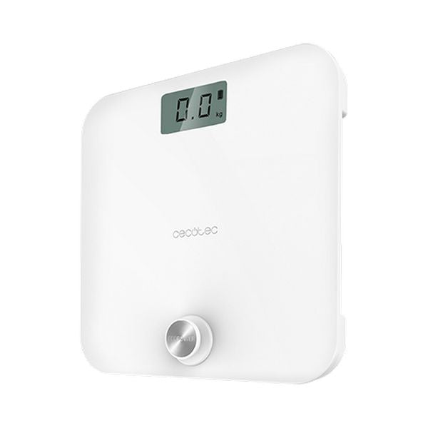 Digital Bathroom Scales Cecotec EcoPower 10000 Healthy LCD 180 kg White