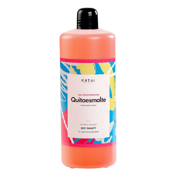 Nail polish remover Katai Nails Strawberry (1000 ml)