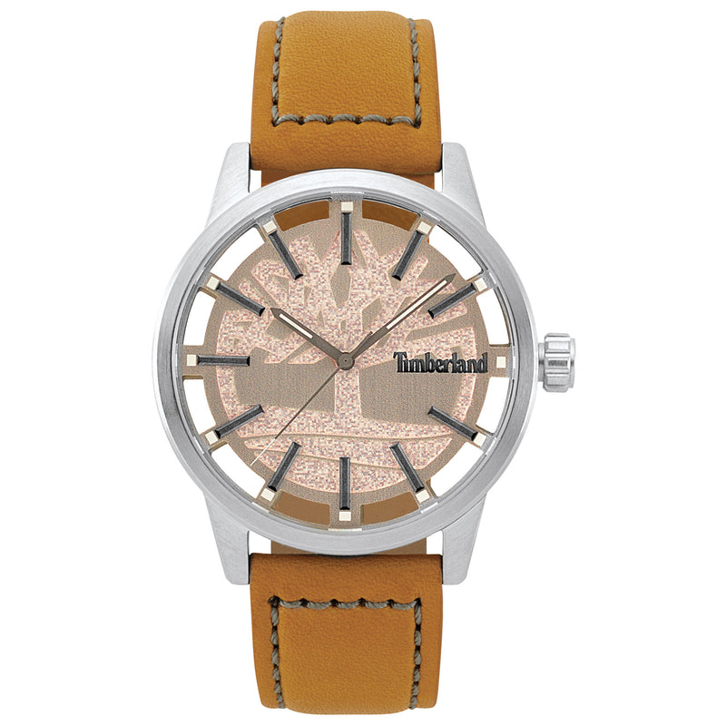 Timberland Watch TBL.15362JS/07 Cedarbrook Men Silver
