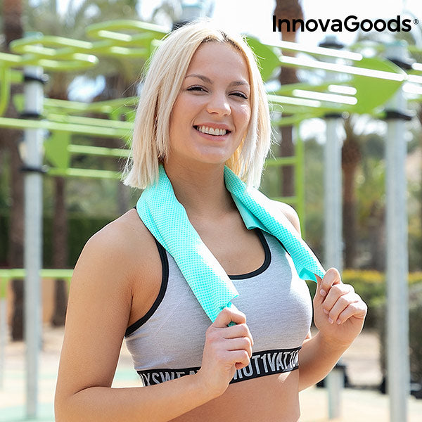 InnovaGoods Quick-Cooling Towel