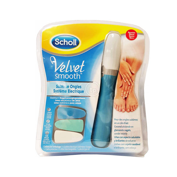 Scholl Velvet Smooth Electric Nail File