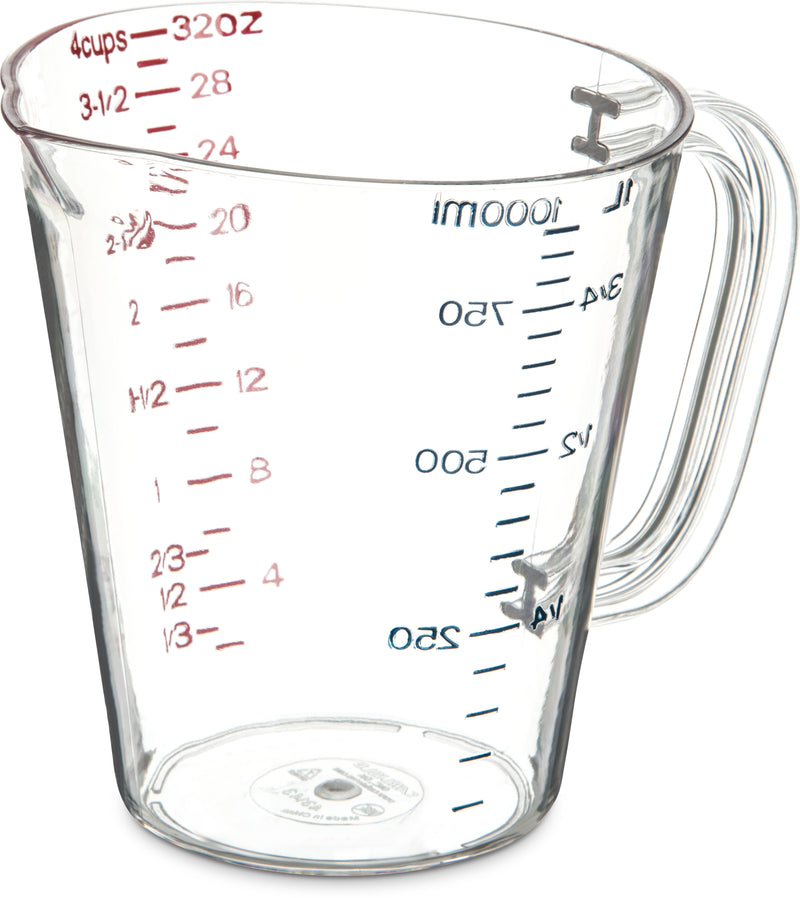 Carlisle | Commercial Measuring Cup