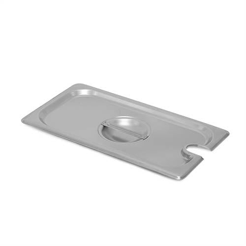 Magnum | Slotted Food Pan Cover, 24 Gauge Stainless Steel