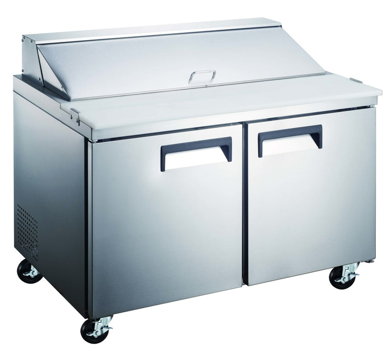 "60"" Refrigerated Sandwich Prep Table - iBC-SPT60 