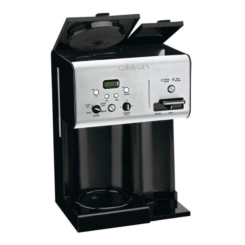 Cuisinart CHW-12C Coffee Plus 12-Cup Programmable Coffeemaker And Hot Water System