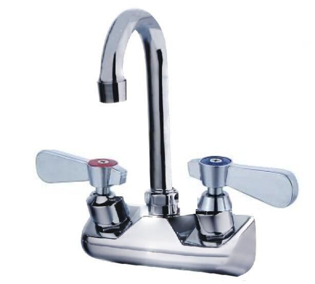 "Magnum | 4"" Centre Wall Mount Faucet (various styles)"