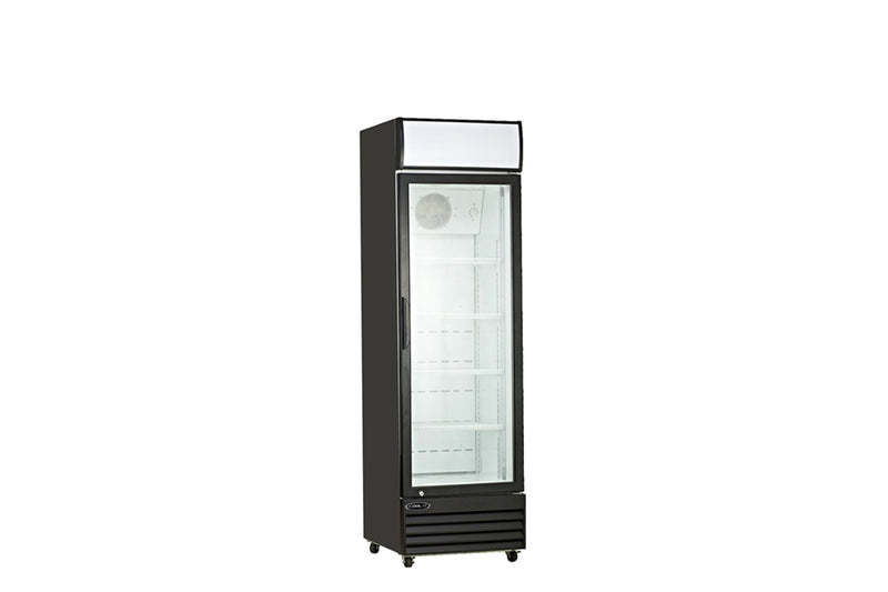 Glass Door Merchandiser Refrigerator - KGM-13 | Kitchen Equipped