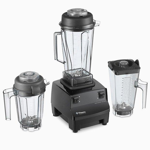Vitamix 062828 64 Oz. The Drink Machine 2-Speed Blender - 2.3 HP