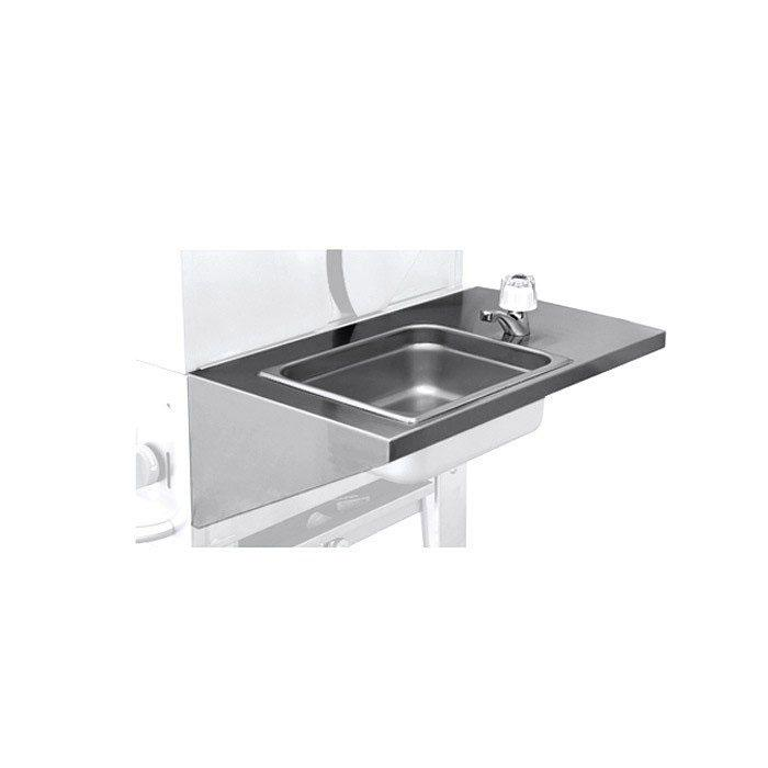 Crown Verity CV-RHS Removable Hand Sink | Kitchen Equipped