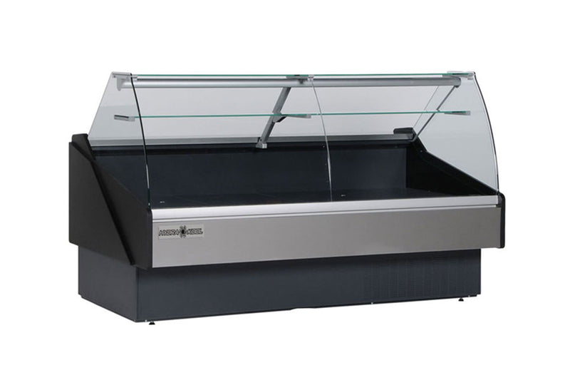 Packaged Meat Curved Glass - KPM-CG-100-S | Kitchen Equipped