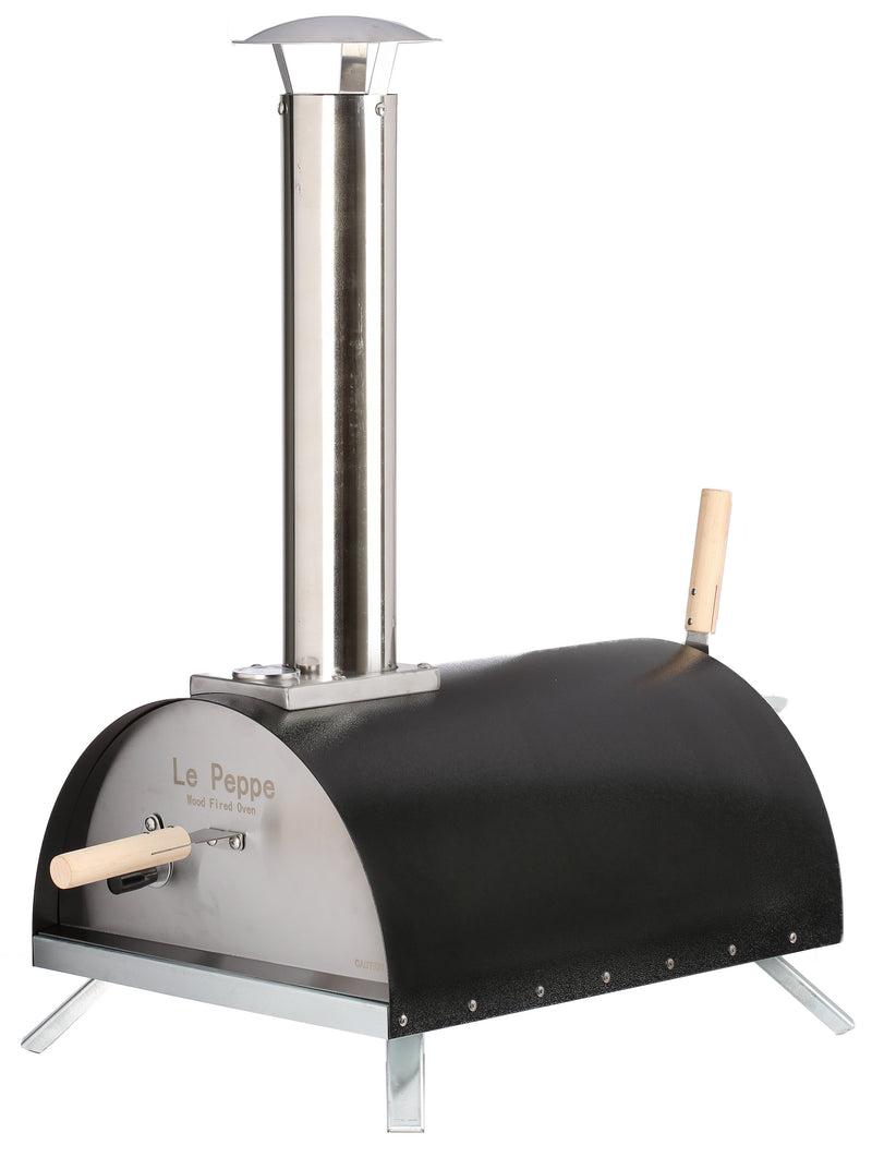 WPPO - Le Peppe Pizza Oven | Best Selling Portable Wood Fired Pizza Oven | Kitchen Equipped