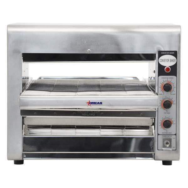 "Omcan CE-TW-0356 - Electric Countertop Conveyor Oven - 14"" wide belt"
