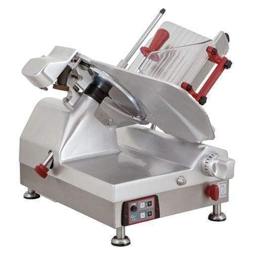 "Omcan MS-IT-0330-N - 13"" Automatic Meat Slicer - 3/5 HP"