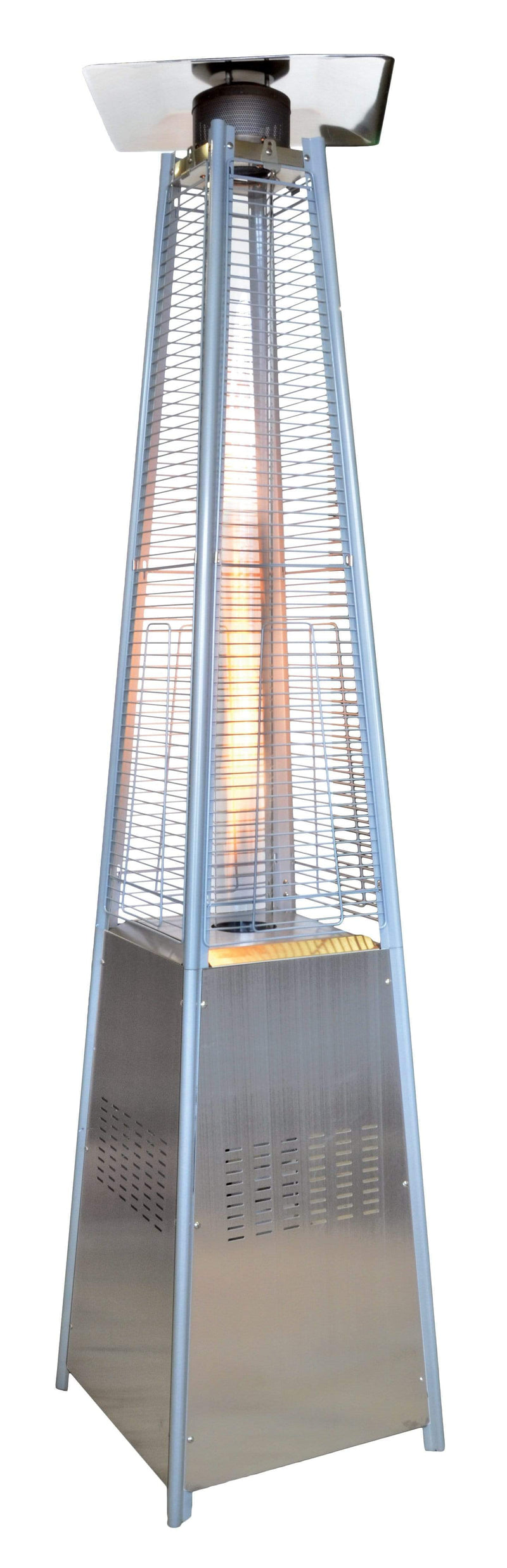 Omcan PH-CN-0042 - Propane, Quartz Tube Commercial Patio Heater