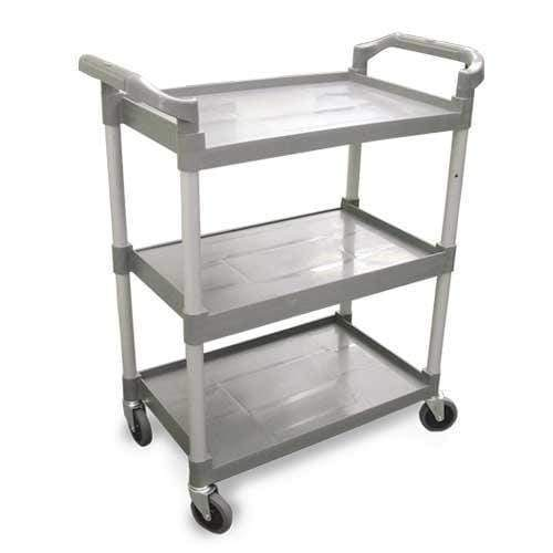 Omcan - Plastic Bussing Cart