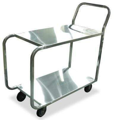 Omcan - Stainless Steel Stocking Cart - 700 lb. capacity