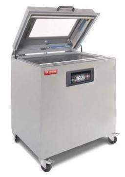 "Omcan VP-NL-0040-M - Floor Model Vacuum Packaging Machines - 19"" Seal Bar 