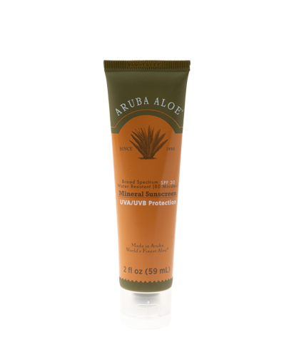 Mineral Sunscreen Broad Spectrum SPF30 water resistant