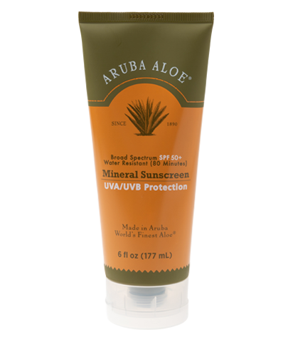 Mineral Sunscreen Broad Spectrum Water Resistant SPF50+