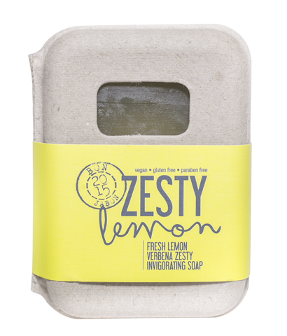 ZESTY LEMON - HANDMADE SOAP