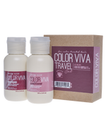 Color Viva Shampoo and Conditioner - Travel Duo