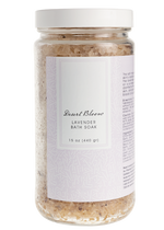 LAVENDER ALL NATURAL BATH SOAK