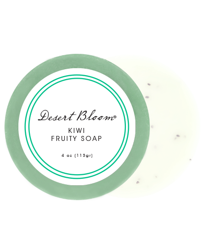 KIWI - FRUITY SOAP
