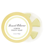 LEMON - FRUITY SOAP