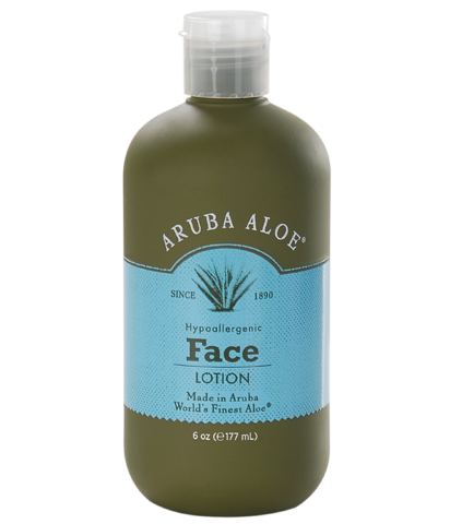 Hypoallergenic Face Lotion