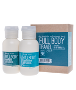 Full Body Shampoo & Conditioner Travel Duo